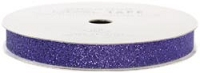 American Crafts Glitter Tape - Plum - (3/8