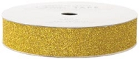 American Crafts Glitter Tape - Sunflower - (5/8