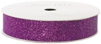 American Crafts Glitter Tape - Grape - (5/8