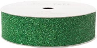 American Crafts Glitter Tape - Evergreen - (7/8