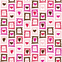 American Crafts - I Heart You Collection - 12