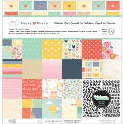 American Crafts - Dear Lizzy Lucky Charm Collection
