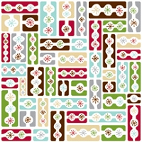 American Crafts - Merrymint Collection - 12