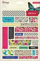 Crate Paper - On Trend Collection - Tape Stickers
