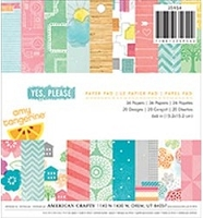 American Crafts - Yes Please Collection - by Amy Tangerine - 6