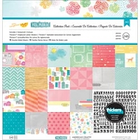 American Crafts - Amy Tangerine Yes Please collection
