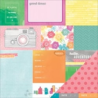 American Crafts - Yes Please Collection - by Amy Tangerine - 12