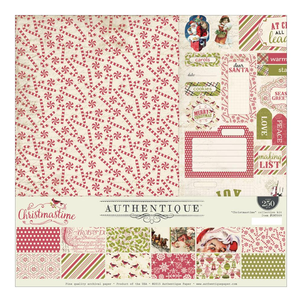 Authentique - Christmastime Collection