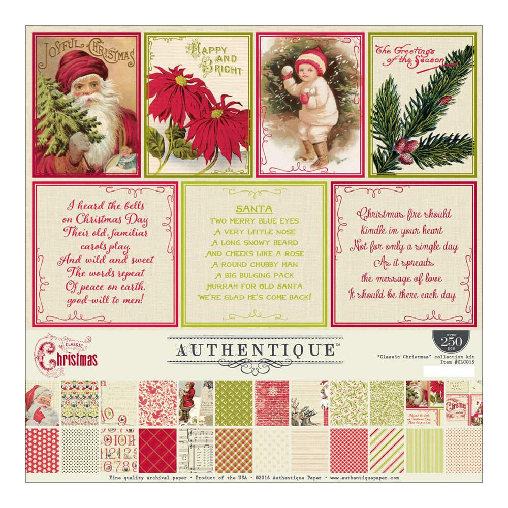 Authentique - Classic Christmas Collection