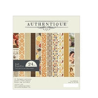 Authentique - Harvest Collection - 6x6 Paper Pad
