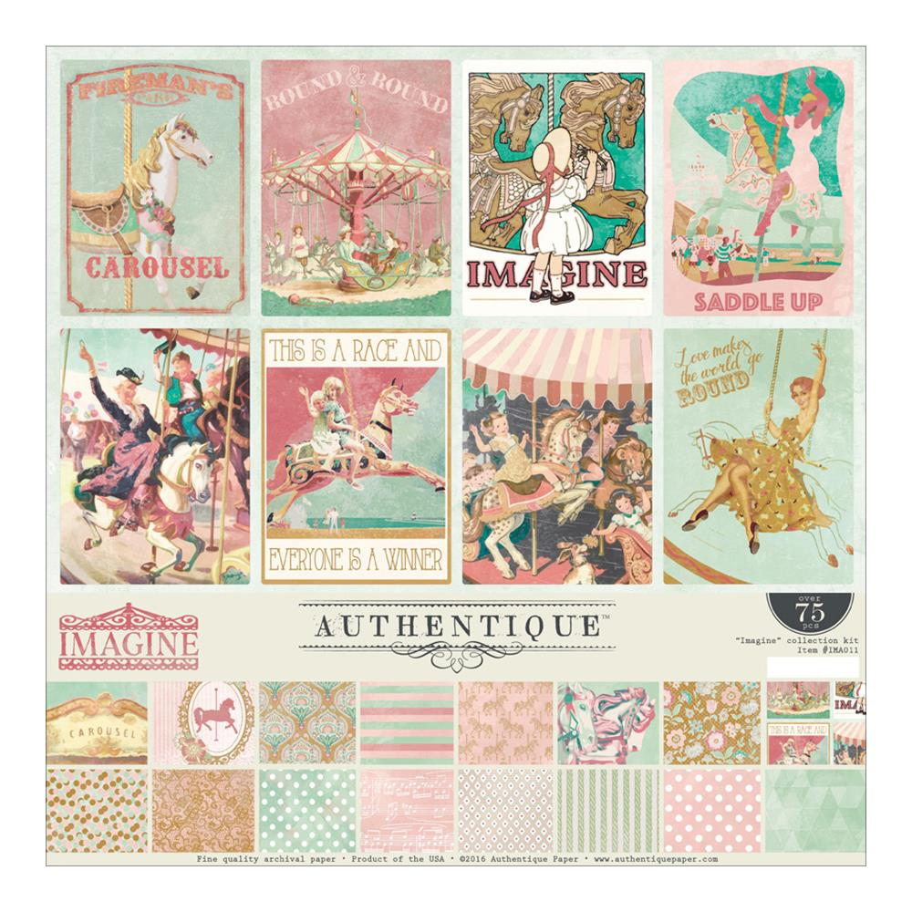 Authentique - Imagine Collection