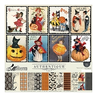Authentique - Mysterious Collection - Collection Kit
