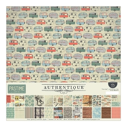 Authentique - Pastime Collection - Collection Kit