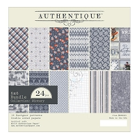 Authentique - Wintery Collection - 6x6 Paper Pad