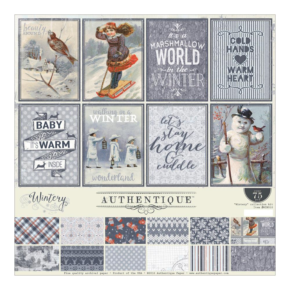 Authentique - Wintery Collection