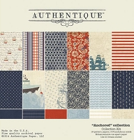 Authentique - Anchored Collection