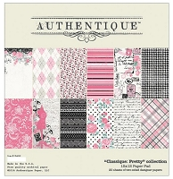 Authentique - Classique Pretty Collection