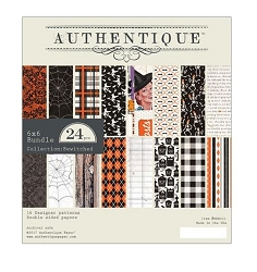 Authentique - Bewitched Collection - 6x6 Paper Pad