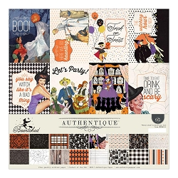 Authentique - Bewitched Collection - Collection Kit