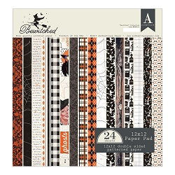 Authentique - Bewitched Collection - 12x12 paper pad