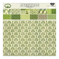 Authentique - Charmed Collection - 12x12 paper pad