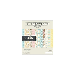 Authentique - Eastertime Collection - 6x6 Paper Pad