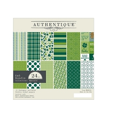 Authentique - Emerald Collection - 6x6 Paper Pad