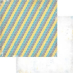 Authentique-Paper-6x6-Freebird-Multi Color Oval Stripe