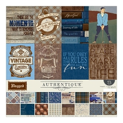 Authentique - Rugged Collection - Collection Kit