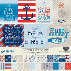 Authentique - Seafarer Collection - Collection Kit