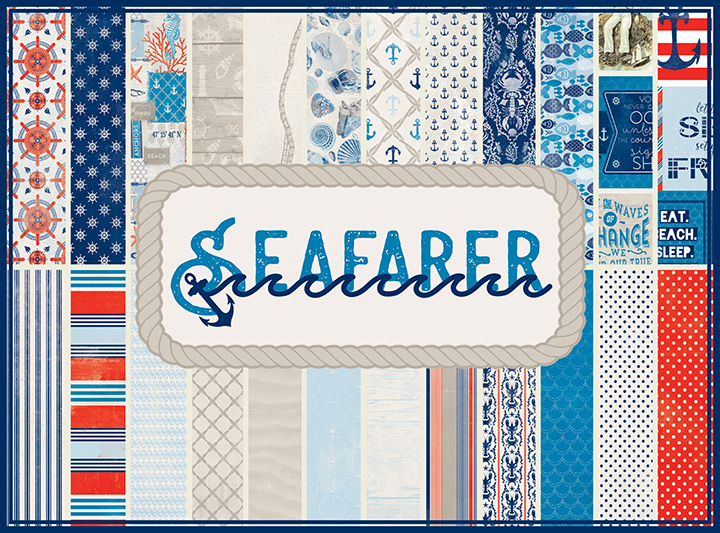 Authentique - Seafarer Collection