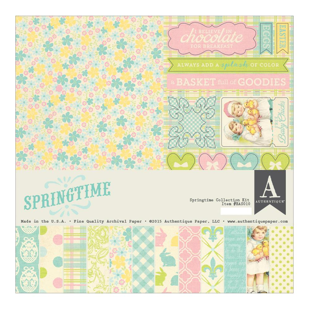 Authentique - Springtime Collection