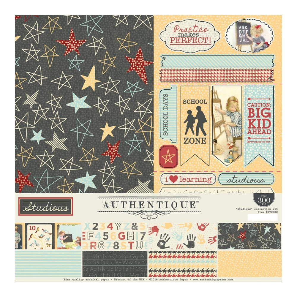 Authentique - Studious Collection
