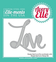 Avery Elle - Elle-ments Dies - Simply Said Love