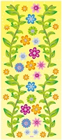 Best Creation - Dimensional Stickers - Floral Vine