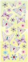 Best Creation - Dimensional Stickers - Butterfly