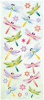 Best Creation - Dimensional Stickers - Dragonfly