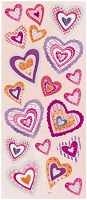 Best Creation - Dimensional Stickers - Heart