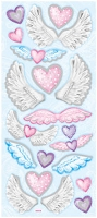 Best Creation - Dimensional Stickers - Wings