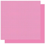 Best Creations-Patterned Glitter Cardstock-Fairytale Dot