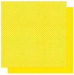 Best Creations-Patterned Glitter Cardstock-Sunflower Dot