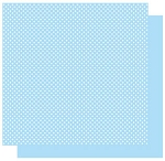 Best Creations-Patterned Glitter Cardstock-Light Sea Salt Dot