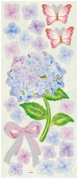 Best Creation - Dimensional Stickers - Hydrangea