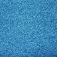 Best Creation Solid Glitter Cardstock - Peacock Blue
