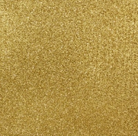 Best Creation Solid Glitter Cardstock - Champagne