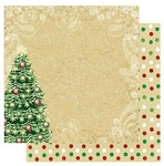 Best Creations- Merry Christmas-Glittered Paper-Christmas Tree