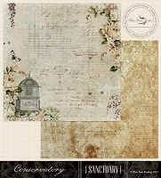 Blue Fern Studios - Sanctuary paper collection