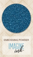 Blue Ferns Studios - new embossing powders & chipboards