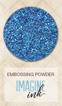 Blue Fern Studios - 3 new embossing powder colors