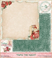 Blue Fern Studios - Vintage Christmas 2 Collection - 12